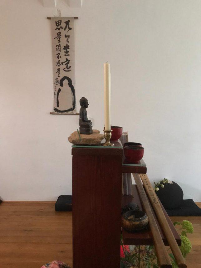 """Zen Dojo Amsterdam """"Gyo Kai"""""""